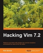 Book Hacking Vim 7.2 free