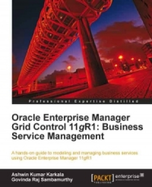 Download Oracle Enterprise Manager Grid Control 11g R1 free book as pdf format