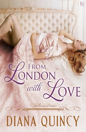 Download From London with Love (Rebellious Brides #3) free book as epub format