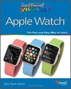 Book Teach Yourself VISUALLY Apple Watch free