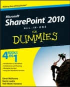 Book SharePoint 2010 All-in-One For Dummies free