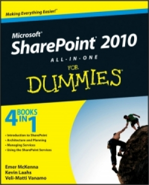Download SharePoint 2010 All-in-One For Dummies free book as pdf format