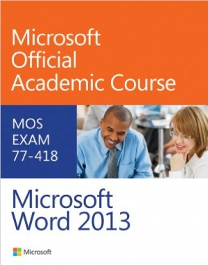 Download Exam 77-418 Microsoft Word 2013 free book as pdf format