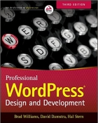 Book Professional WordPress, 3rd Edition free