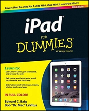 Download iPad For Dummies free book as pdf format
