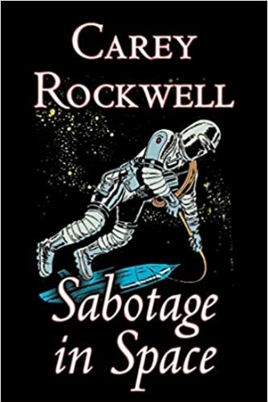Download Sabotage in Space free book as epub format
