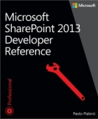 Book Microsoft SharePoint 2013 Developer Reference free