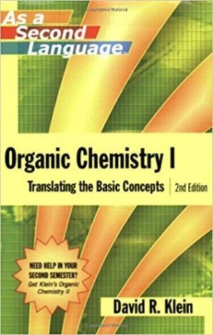 Download Organic Chemistry I as a Second Language: Translating the Basic Concepts free book as pdf format
