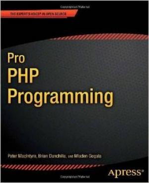 Download Pro PHP Programming free book as pdf format