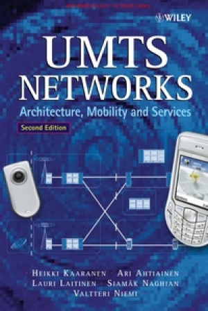 Download UMTS Networks: Architecture, Mobility and Services, 2nd Edition free book as pdf format
