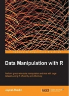 Book Data Manipulation with R free