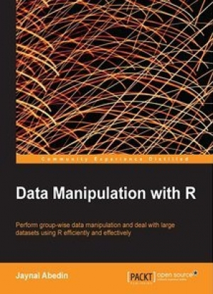 Download Data Manipulation with R free book as pdf format