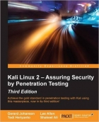 Book Kali Linux 2 Assuring Security by Penetration Testing, 3rd Edition free