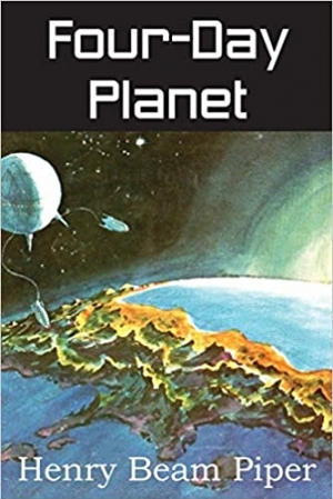 Download Four-Day Planet free book as epub format