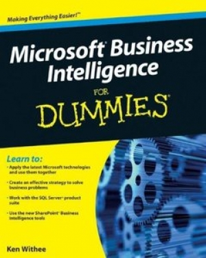 Download Microsoft Business Intelligence For Dummies free book as pdf format