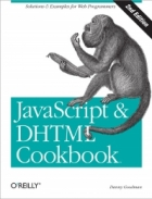 Book JavaScript & DHTML Cookbook, 2nd Edition free