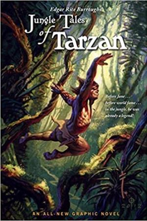 Download Jungle Tales of Tarzan free book as pdf format