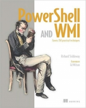 Download PowerShell and WMI free book as pdf format