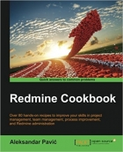 Book Redmine Cookbook free