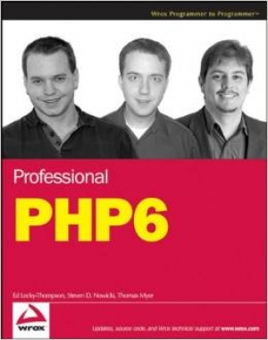 Download Professional PHP6 free book as pdf format
