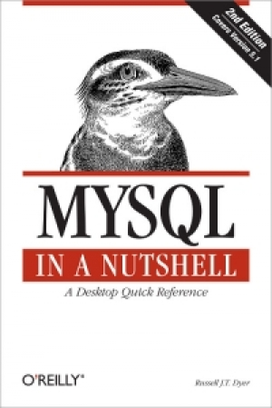 Download MySQL in a Nutshell, 2nd Edition free book as pdf format