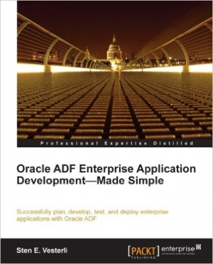 Download Oracle ADF Enterprise Application Development Made Simple free book as pdf format