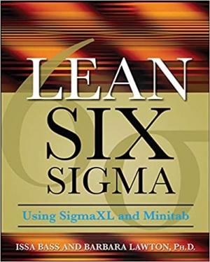 Download Lean Six Sigma Using SigmaXL and Minitab free book as pdf format