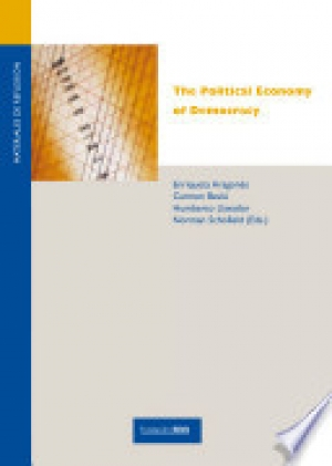 Download The Political Economy of Democracy free book as pdf format