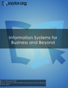 Book Information Systems for Business and Beyond free