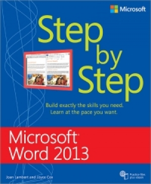 Download Microsoft Word 2013 Step by Step free book as pdf format