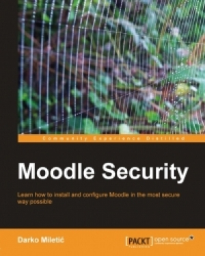 Download Moodle Security free book as pdf format