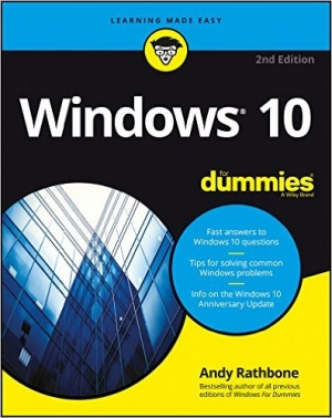 Download Windows 10 For Dummies, 2nd Edition free book as pdf format