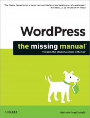 Download WordPress: The Missing Manual free book as pdf format