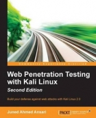 Book Web Penetration Testing with Kali Linux, Second Edition free