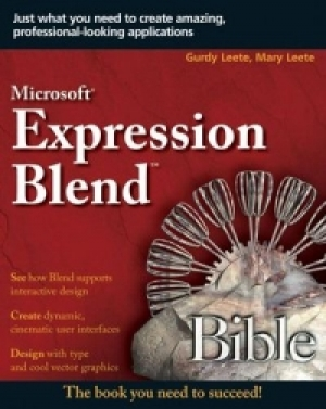 Download Microsoft Expression Blend Bible free book as pdf format