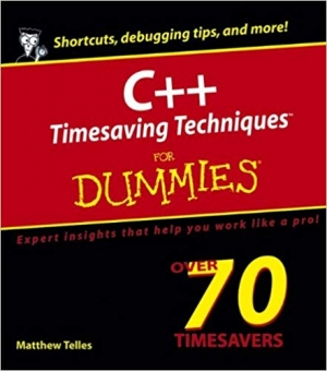 Download C++ Timesaving Techniques For Dummies free book as pdf format