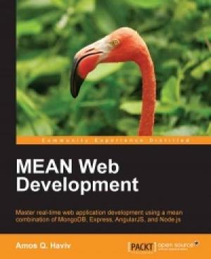 Download MEAN Web Development free book as pdf format
