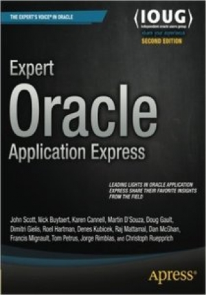 Download Expert Oracle Application Express, 2nd Edition free book as pdf format