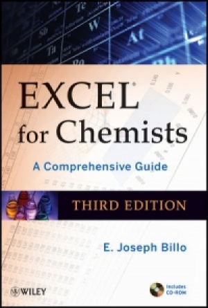 Download Excel for Chemists, 3rd Edition free book as pdf format