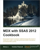 Book MDX with SSAS 2012 Cookbook free