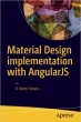 Book Material Design implementation with AngularJS free