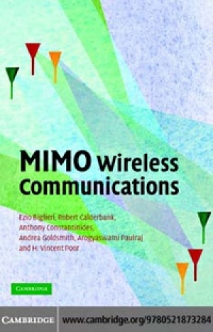 Download MIMO Wireless Communications free book as pdf format