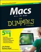 Book Macs All-in-One For Dummies, 4th Edition free