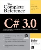 Book C# 3.0: The Complete Reference free