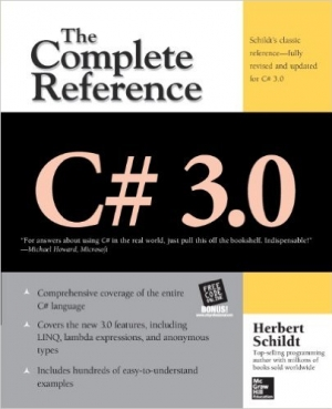 Download C# 3.0: The Complete Reference free book as pdf format