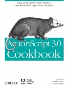 Book ActionScript 3.0 Cookbook free