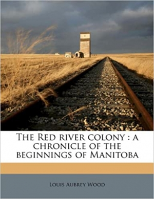Download The Red River Colony free book as pdf format
