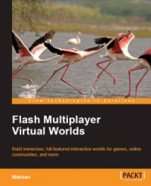 Download Flash Multiplayer Virtual Worlds free book as pdf format