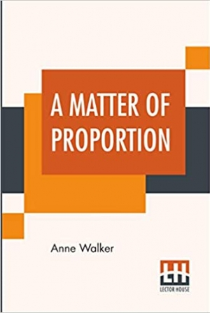 Download A Matter Of Proportion free book as epub format