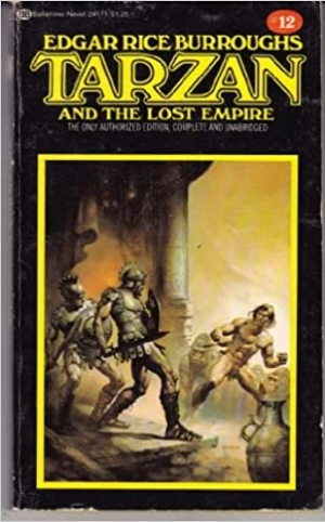 Download Tarzan and the Lost Empire free book as epub format